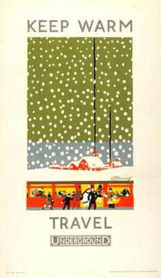 Poster by Kathleen Stenning