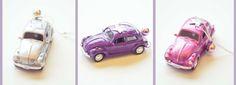 Auto-Christbaumschmuck - purplebunny.at Christen, Car, Autos, Christmas Tree Decorations, Automobile, Vehicles, Cars