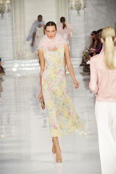 Ralph Lauren Spring collection 2012