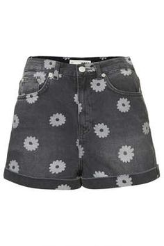 MOTO Daisy Mom Short - Shorts  - Clothing