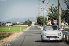 愛車と琵琶湖ロケーション撮影 の画像|*elle pupa blog*