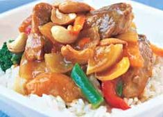 Sweet and Sour Ginger Pork Casserole