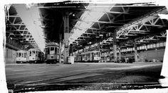Ed eccoci a casa di Tram Milano  Foto di Viborda Okkio #milanodavedere Milano da Vedere