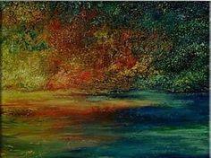 Schilderij Oneindigheid