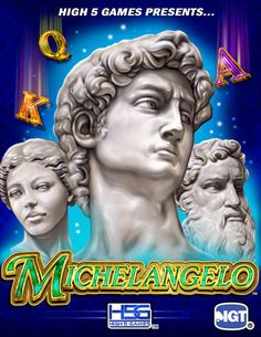 Michelangelo - Slot Game by H5G