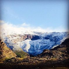 Fantastic photo of the Hex Valley Mountains sent in by Cobus Jordaan