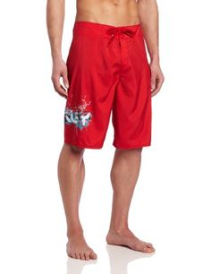 Oakley Men's Splash Boardshort - #Boardshort, #Mens, #Oakley, #Splash - Partially recycled micro suede fabric that repels water, the splash board shorts dry seconds after emerging from the drink, bold graphics pop on each side, and a velcro flap pocket carries keys, cards and other small items securely22 inch out seam - http://localareaads.co.uk/oakley-mens-splash-boardshort/