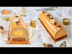 Bûche de Noël chocolat au lait passion ! - YouTube Biscuits, French Patisserie, Cheesecake, Passion, Desserts, Crocodile, Pies, Kitchens, Milk