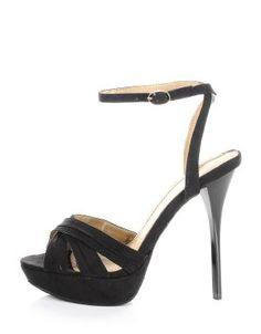 Marilyn Ankle Strap Platform Heels | $18.50 #shoes #moddeals