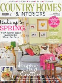 Country Homes magazine