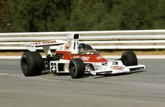 1974 - Dave Charlton - McLaren M23 Ford Cosworth - Scribante Lucky Strike Racing