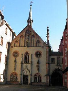 Foto de Cistercienserinnen-Abtei  Lichtenthal