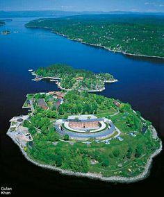 Oscarsborg fortress Norway