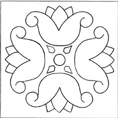 زخرفة نباتية سهلة الرسم اجمل Islamic Paintings Art Drawings Page Borders Design