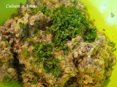 Chiftele de ciuperci – Culoare si Arome Guacamole, Mexican, Ethnic Recipes, Food, Meal, Eten, Meals
