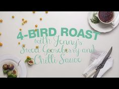 Checkers - Better and Better | @Jenny Morris shows how to prepare this master class #4-bird roast.