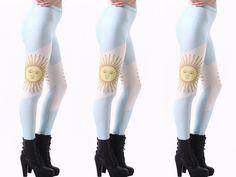 57a450fb05b2 13 Best Flag Leggings images | Cute leggings, Female fashion, Ladies ...
