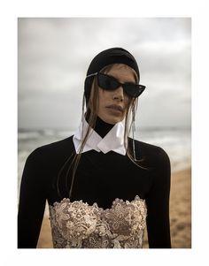 Strapless French embroidery gown, hand decorated with Swarovski mounted crystals and pearls. Fine Italian tulle skirt.  @letitialeleofficial #spring2020 #bridalgown #campaign Creative Direction & Photographer: Tibi Clenci (@tibiclenci) Make-up: Genny Matea (@gennymatea) Hair: Adonis Enache (@adonisenache) Styling: Cristina Craciun (@cristinacraciun) Model: Ioni Guraliuc (@ioniguraliuc), One Models Romania (@onemodelsromania)