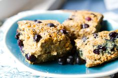 Fresh Blueberry Morning bread with chia seeds. #vegan