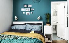Home visit: awkward small-space  bedroom makeover
