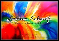 Tulisan Kaligrafi Arab Seni Islam Tattoo Islam, Neon Signs, Tattoos, Painting, Art, Craft Art, Tattoo, Painting Art, Kunst