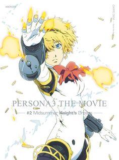 Persona 3 The Movie 2 Midsummer Knights Dream Persona 3 Aigis, Persona 4, Video Game Addiction, Shin Megami Tensei Persona, Character Design References, Art Reference Poses, Manga Anime, Knight, Nerd