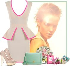Good morning, almost Friday!, created by rachel on Polyvore