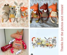 Fox with baby. Sewing pattern PDF Fox Toys, A4 Paper, Baby Sewing, English Language, Sewing Patterns, Pdf, Lettering, Illustration, Projects