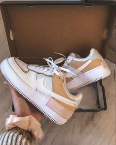 Nike Air Force 1 Shadow SE Fichten-Aura with air force ones Sneakers Fashion, Fashion Shoes, Shoes Sneakers, Fashion Outfits, Fashion Clothes, Fashion Fashion, Fashion Women, Fashion Ideas, Sneakers For Girls