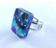 More Murano Glass Rings!