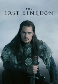 The Last Kingdom.a good filler till Vikings returns. Kingdom Tv Show, The Last Kingdom, Last Kingdom Season 2, Lagertha, Shows On Netflix, Movies And Tv Shows, History Tv Shows, Vikings, Uhtred Of Bebbanburg