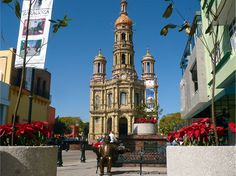 aguascalientes, mexico - where my grandma's family is from.