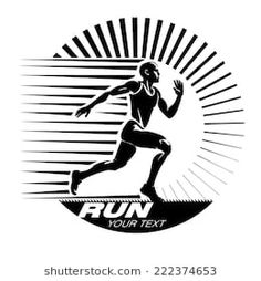 Find Running Vector Illustration Engraving Style stock images in HD and millions of other royalty-free stock photos, illustrations and vectors in the Shutterstock collection. Running Quotes, Running Motivation, Running Shirts, Running Tattoos, Sports Drawings, Running Silhouette, Event Logo, Medical Logo, Street Racing
