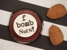 Nuts sweet almond scented f bomb effervescent by fbombswearystuff