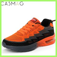 size 40 85796 3a518 CASMAG New Design Men Cushion Jogging Sneakers Running Shoes Male Outdoor  Shock Absorption Sport Shoes Zapatos Para Correr
