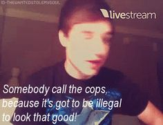 Pick up lines to use on cops
