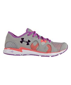Another great find on #zulily! Aluminum Micro G® Neo Mantis Running Shoe by Under Armour® #zulilyfinds