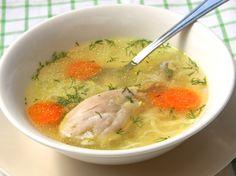 Cocinando Rápido y Facil: Como cocinar sopa de pollo.