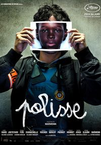 Poster for 'Polisse'.