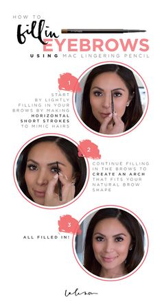 http://blogger-awards.allure.com/submission/marianna-hewitt-la-la-mer-must-have-products/ PLEASS VOTE FOR ME ONCE A DAY! How to fill in eyebrows using mac cosmetics  eye brow pencil in lingering #allurebba