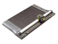 Giyotin, kağıt kesme makinesi sürgülü rexel accucut a425 pro (4 farklı kesme tipi) 1 Adet