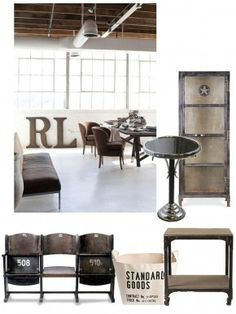 1000 images about industrieel interieur on pinterest industrial interiors interieur and. Black Bedroom Furniture Sets. Home Design Ideas