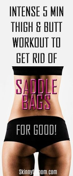 Jump Squats - 8 Simple Exercises to Get Rid Of Saddlebags for Women