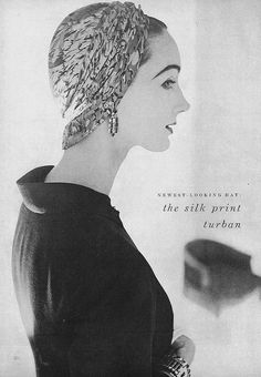 April Vogue 1953 Evelyn Tripp