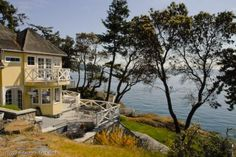 Shorelines Enhance Your Points of View - Dockside Realty Pender Island Point Of View, Property For Sale, Home And Family, Island, Mansions, House Styles, Block Island, Mansion Houses, Manor Houses