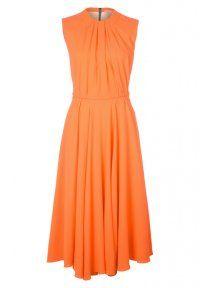 Roksanda Ilincic - Robe de soirée - orange