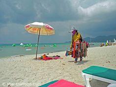 Sandstrand Koh Samui Chaweng Beach Koh Samui Thailand, Strand, Beach, Outdoor Decor, The Beach, Beaches