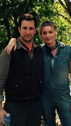 Flynn & Eve - The Librarians