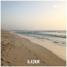 This was my running track today   #run #runner #run4fun #runlife #running #runnerscommunity #instarunning #instarunners #somosrunners #workout #corrida #correr #nike #nikeplus #nikeplusrunners #healthylife #lifestyle #runaddict #runeveryday #justdoit #cidaderunit #runtoinspire #fitlife #runchat #seenonmyrun #capeverde #caboverde #ilhaboavista #beach #praia