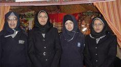 Mujeres musulmanas que trabajan en la policía de Escocia ahora pueden usar el hijab en sus uniformes